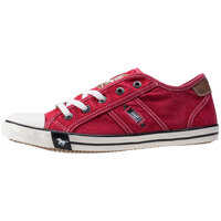 Tenisi & Adidasi Low Top Trainers In Red* Femei