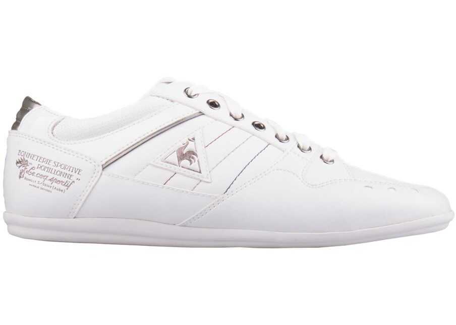 Le Coq Sportif Charenton MF White White