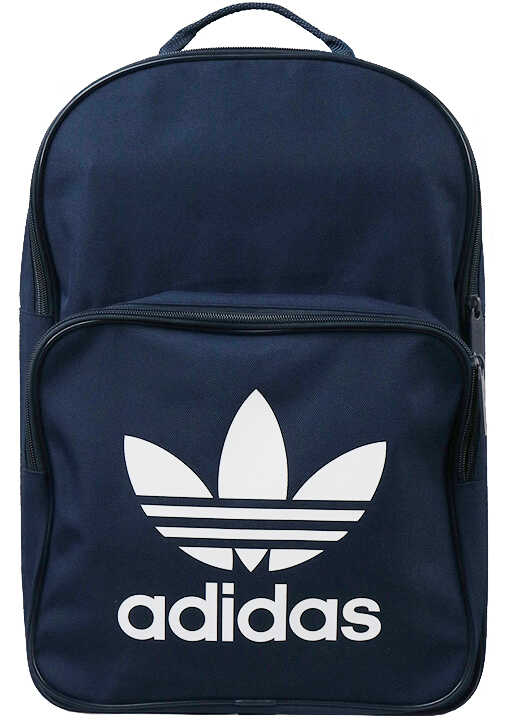 adidas Clas Trefoil Backpack Blue,White