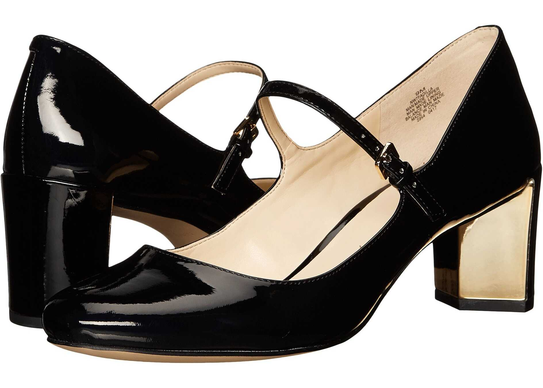 Nine West Fadilla Black Synthetic