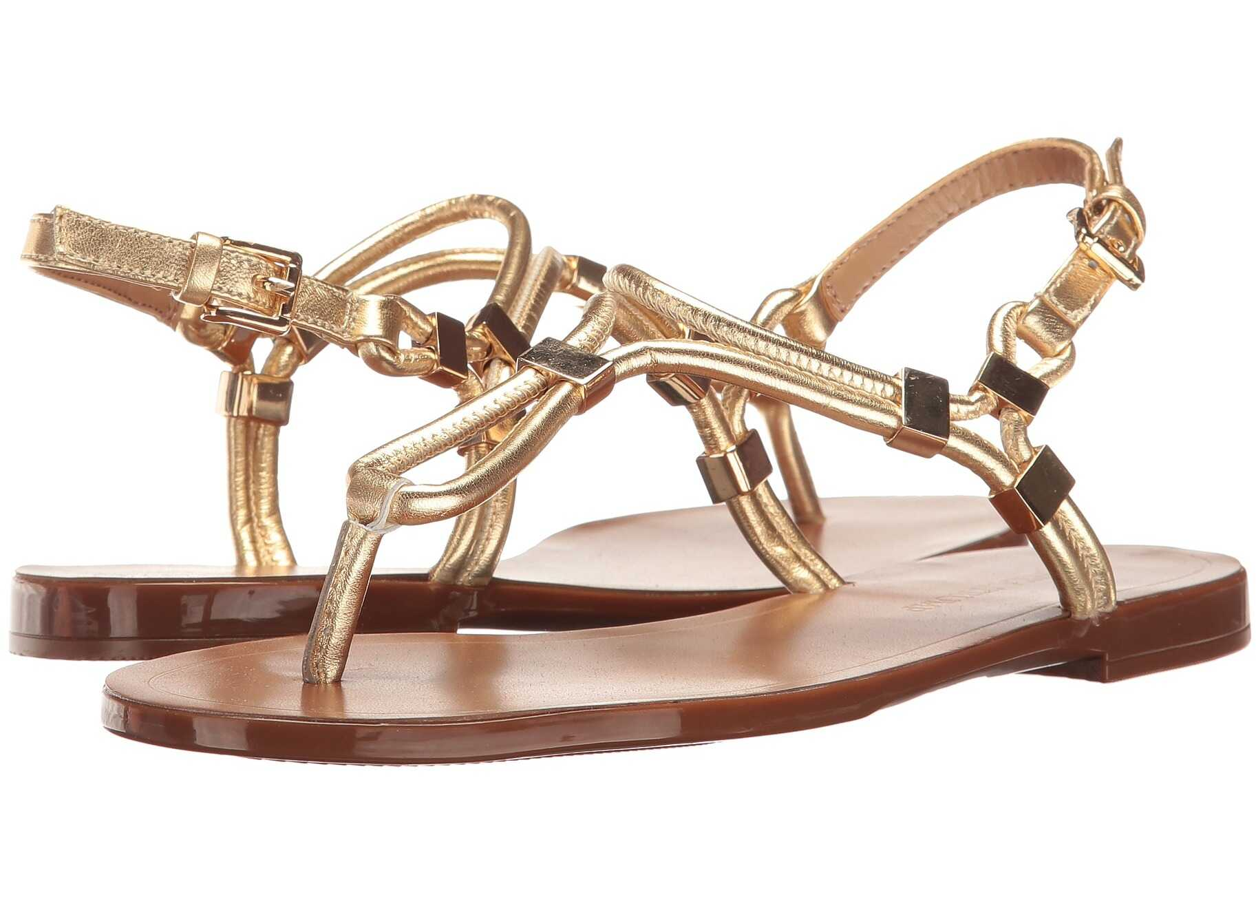 Ivanka Trump Ashanti Gold Multi Metallic Nappa Sheep/Metallic