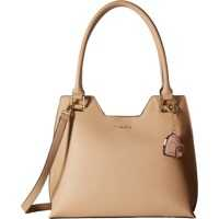 Genti de Mana Calvin Klein Monogram North/South Tote