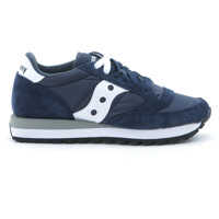 Tenisi & Adidasi Saucony Sneaker Saucony Jazz In Blue Suede And Nylon
