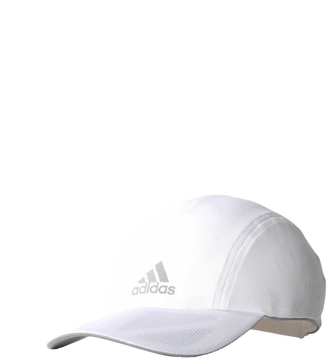 adidas RUN NO FLY CAP WHITE/CLGREY/REFSIL