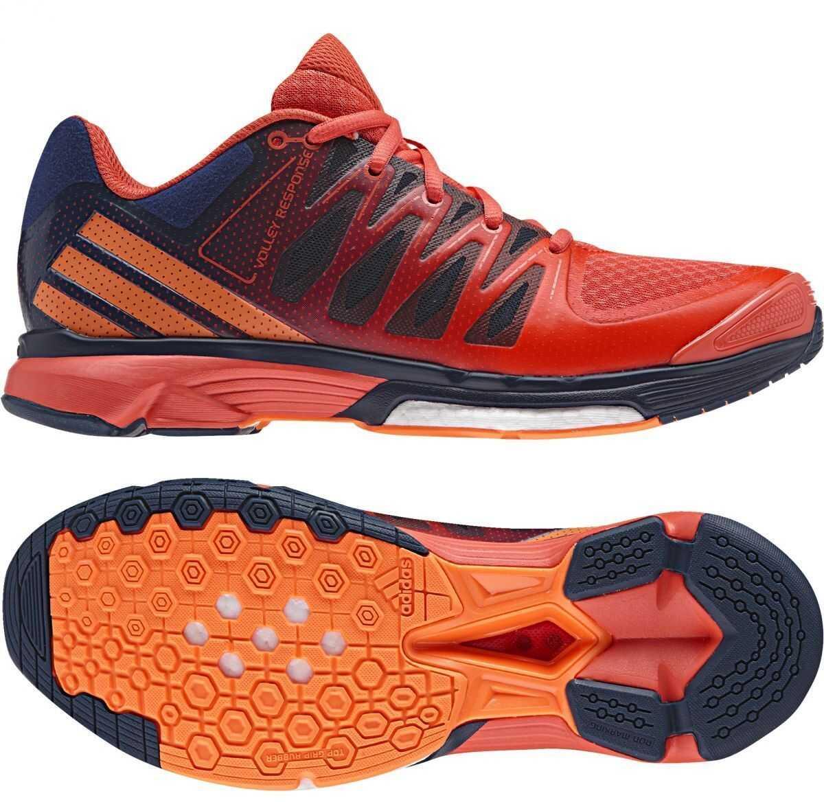 adidas Volley Response 2 Boost W MYSBLU/GLOORA/EASCOR