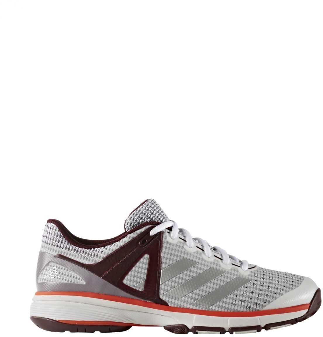 adidas Court Stabil 13 W FTWWHT/SILVMT/MAROON