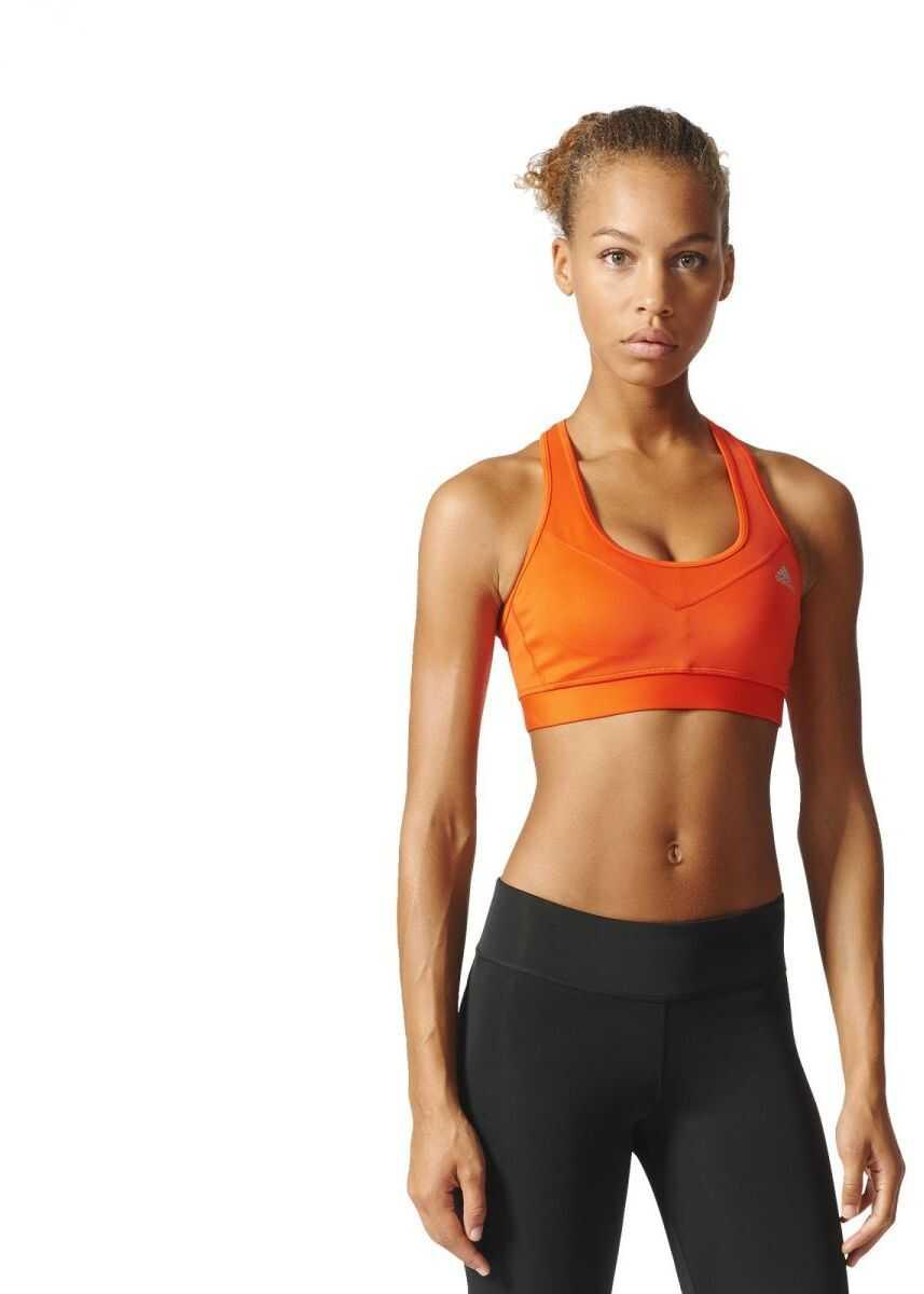Maieu Femei Adidas Tf Mc Bra Energy/msilve