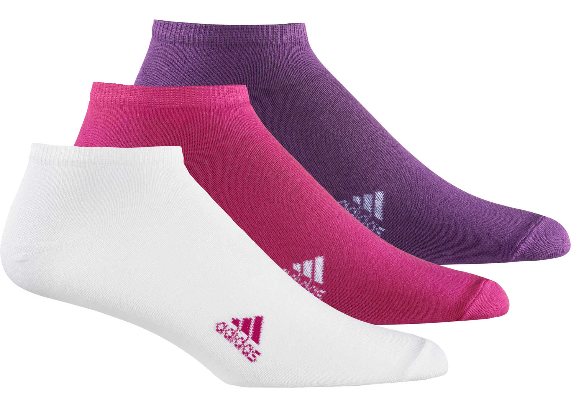 adidas LIN PLAIN T 3PP VIVBER/WHT/TRIPUR
