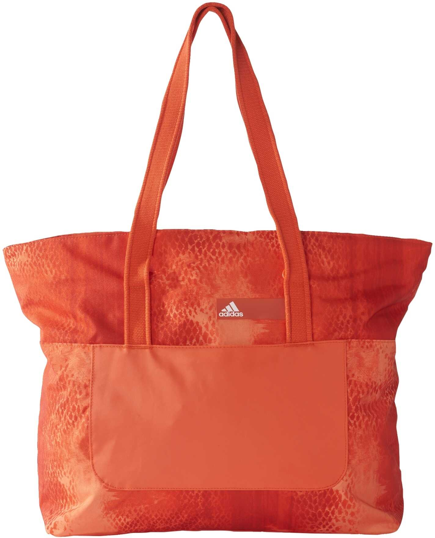 adidas BETTER TOTE GR2 GLOORA/SCARLE/WHITE