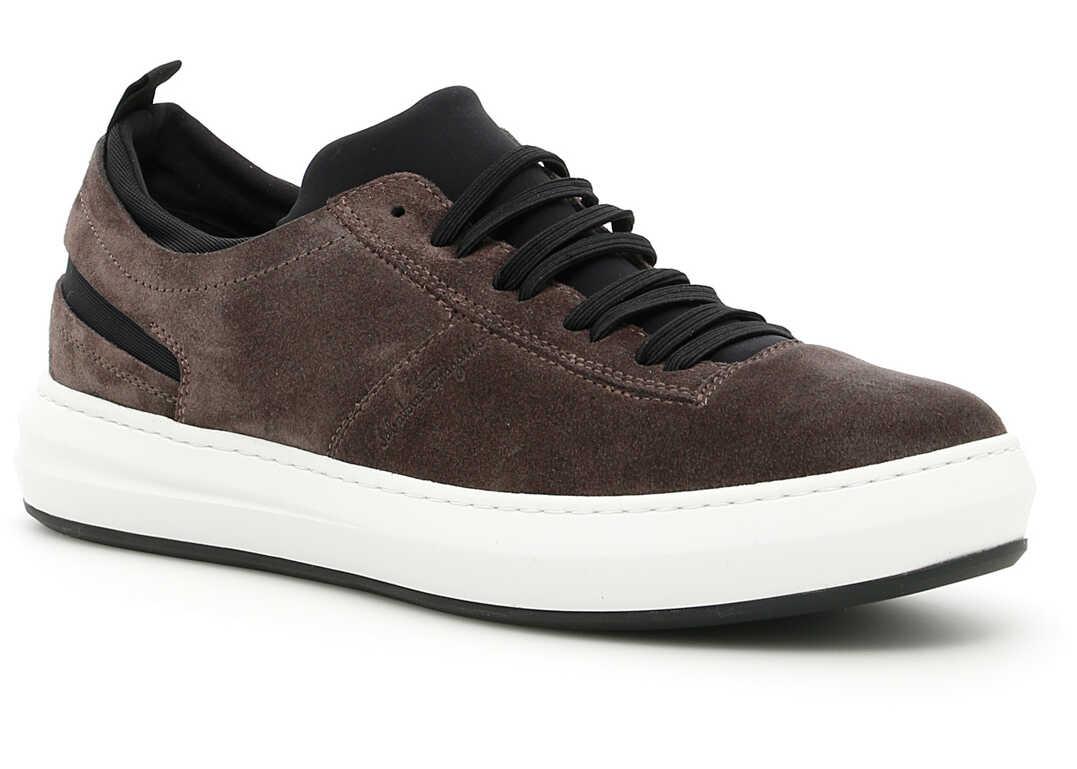 Salvatore Ferragamo Desert Sneakers GRIGIO NU