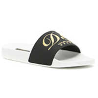 Sandale Embroidered Rubber Slides Barbati