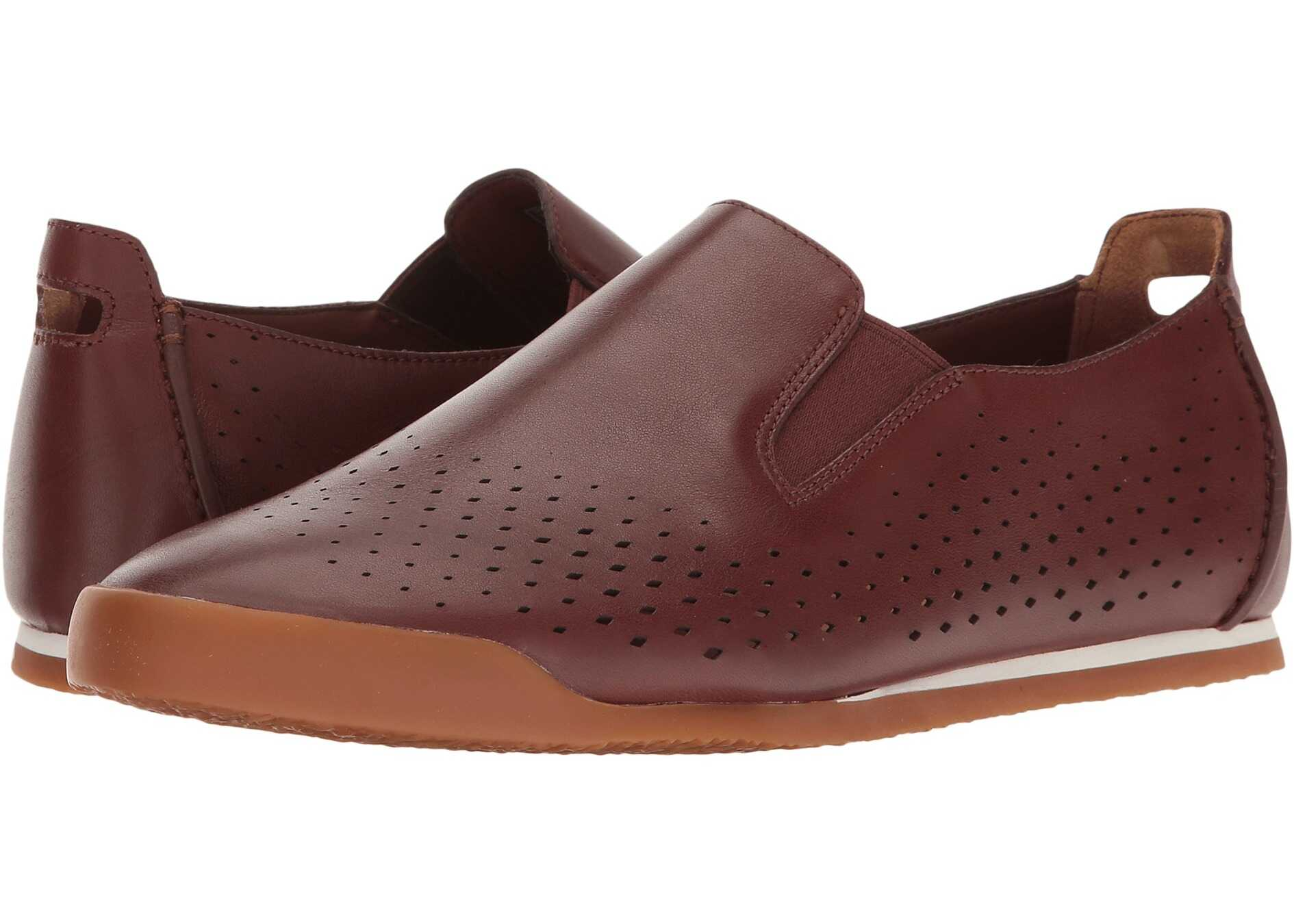 Clarks Siddal Step Chestnut Leather