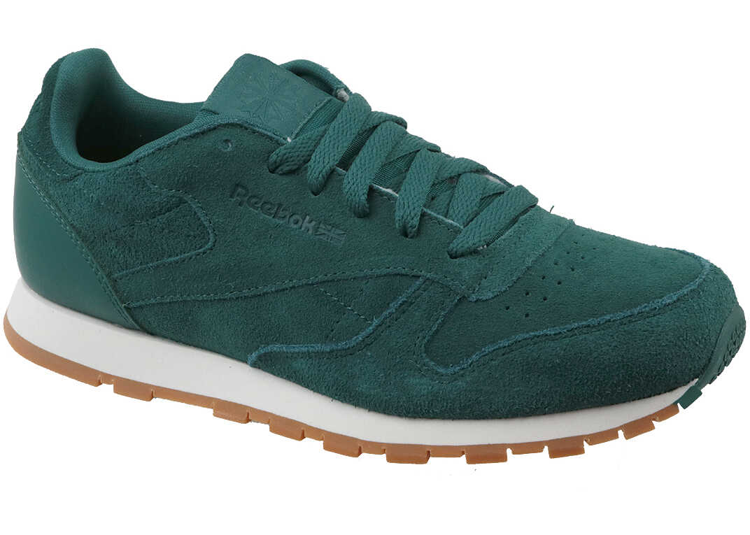 Reebok CL Leather SG Green