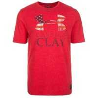 Tricouri Under Armour UA Clay Sportstyle Triblend Tee
