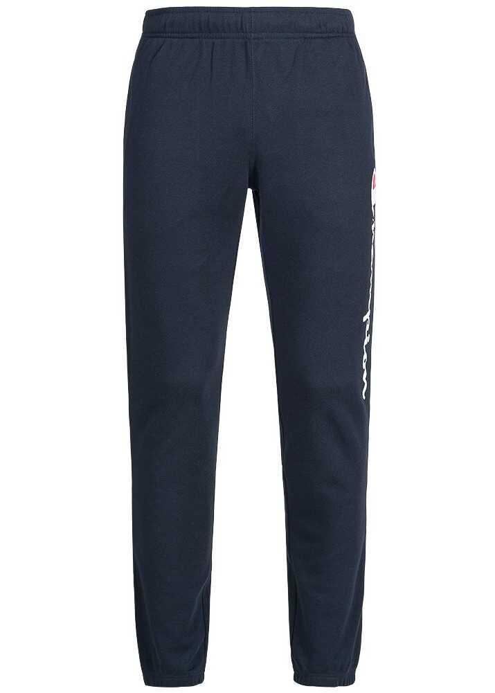 Champion Spodnie dresowe Authentic Athletic 211198 Granatowy