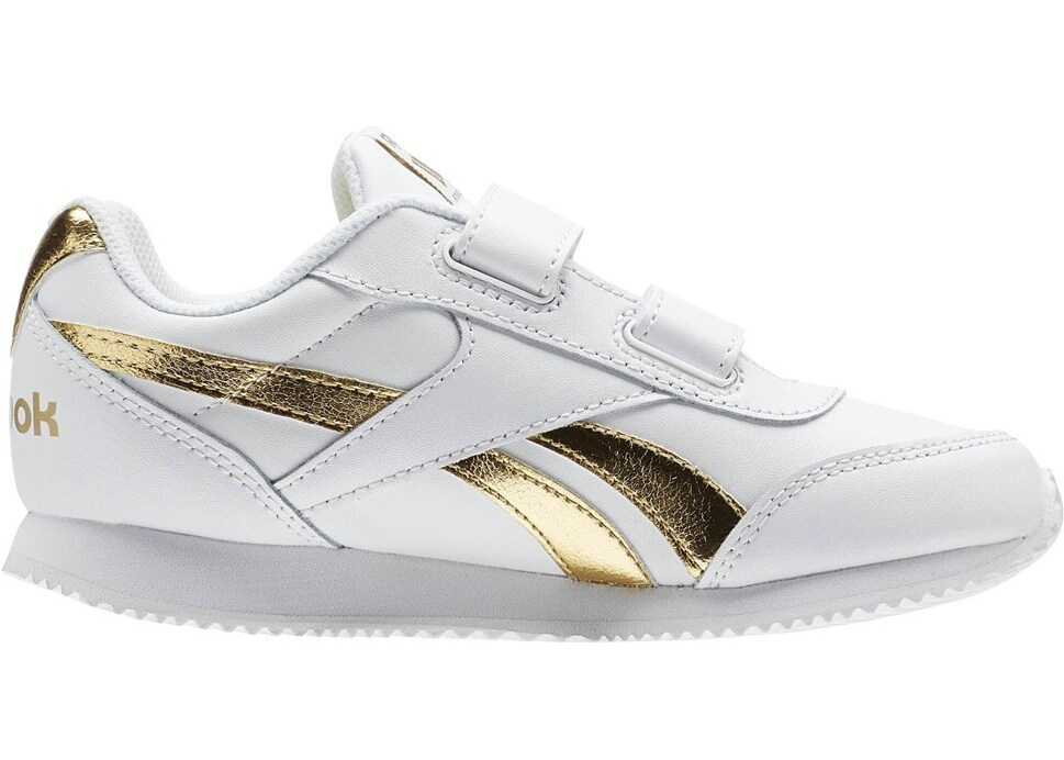 Reebok Whitegold Met Royal Cljog White