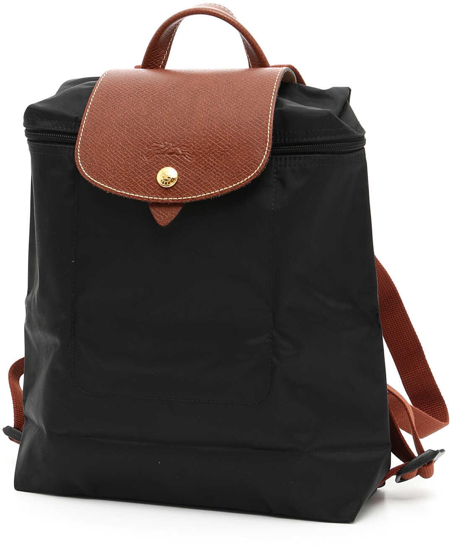 Longchamp Le Pliage Backpack NERO