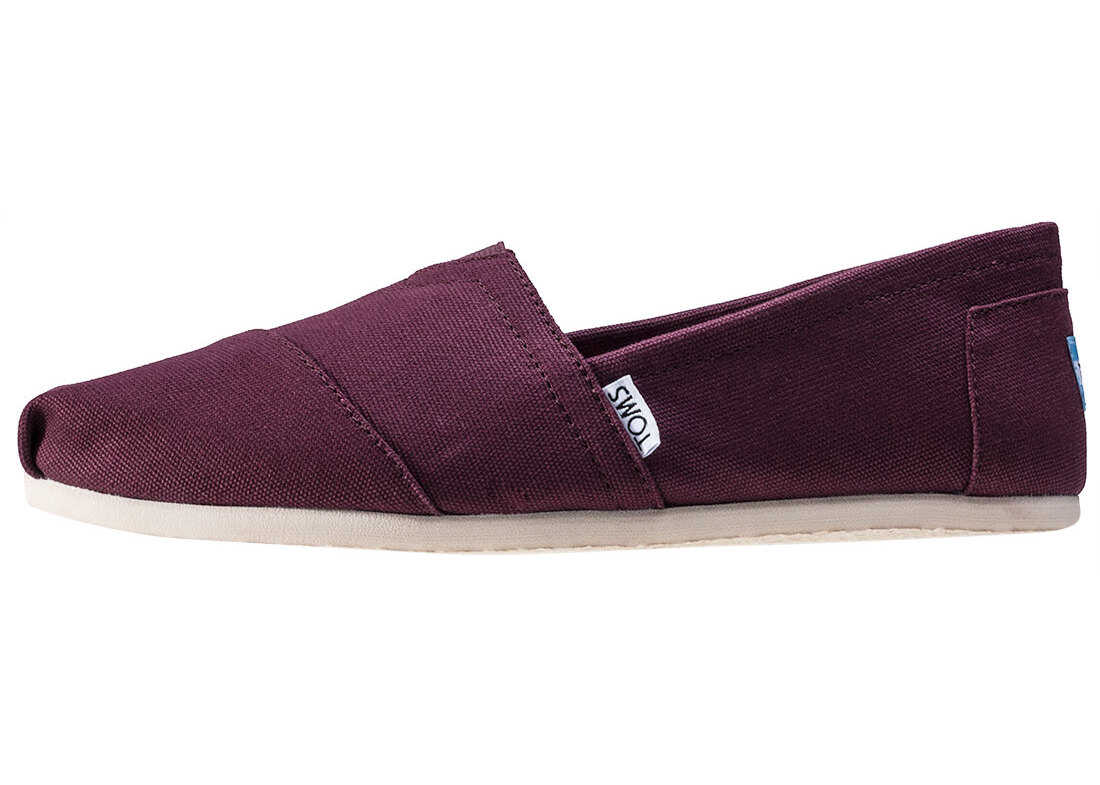 Toms Seasonal Classics Espadrilles In Red Mahogany* Red