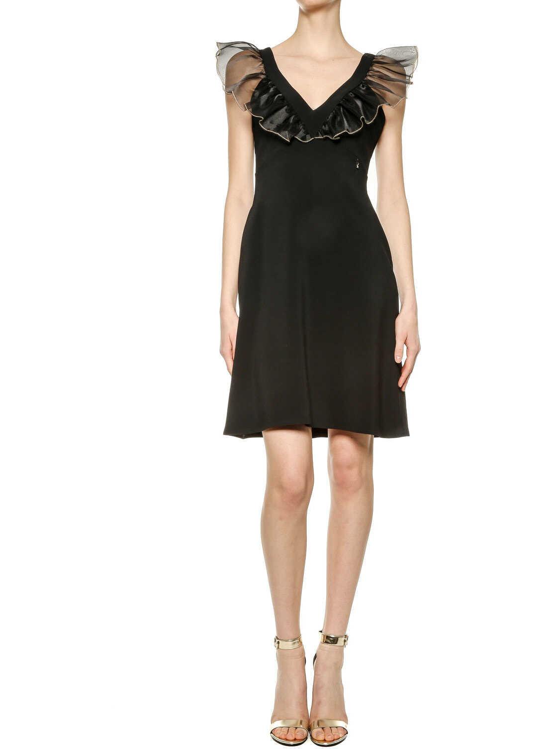 Elisabetta Franchi Dress* Black