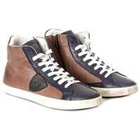 Sneakers High Laced Sneakers Baieti
