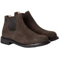 Ghete & Cizme Leather Boots Barbati