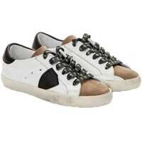 Tenisi & Adidasi Leather Sneakers Baieti