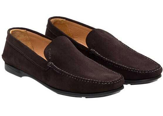 Church's Suede Loafers KANE 9759/05 Brown imagine b-mall.ro