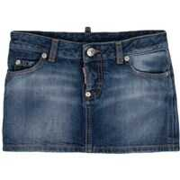 Fuste Denim Skirt Fete