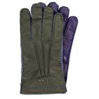 Manusi ETRO Leather Gloves Barbati