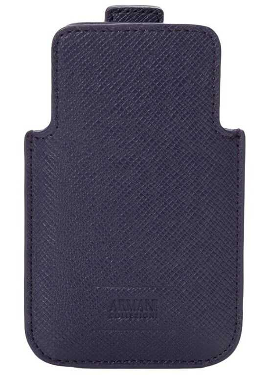 Armani I-Phone Case Blue