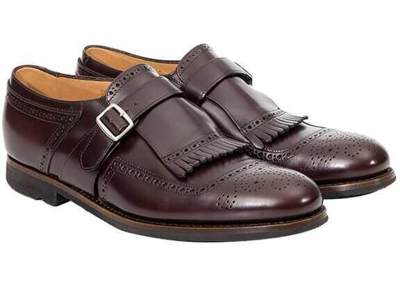 Church's Rois Calf Shoes A1604F ROIS CALF BROWN Brown imagine b-mall.ro