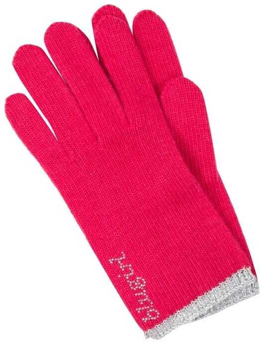 Blugirl Gloves Fuchsia
