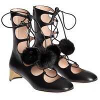 Incaltaminte Gucci Leather Ankle Boots