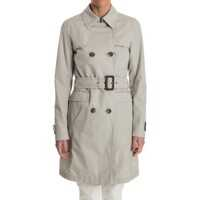 Pardesie & Trenciuri Double-Breasted Trench Femei