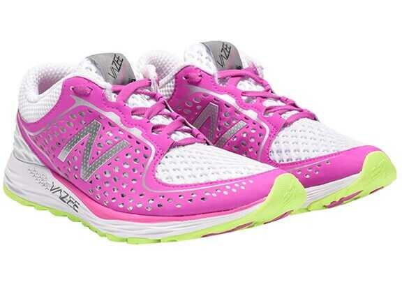 New Balance Fuchsia Fabric Sneakers Fuchsia