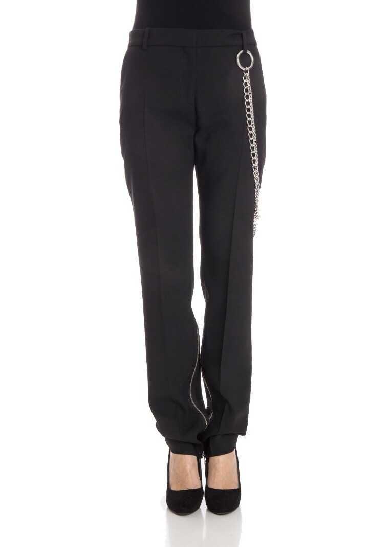 MCQ Alexander McQueen Cotton Trousers Black