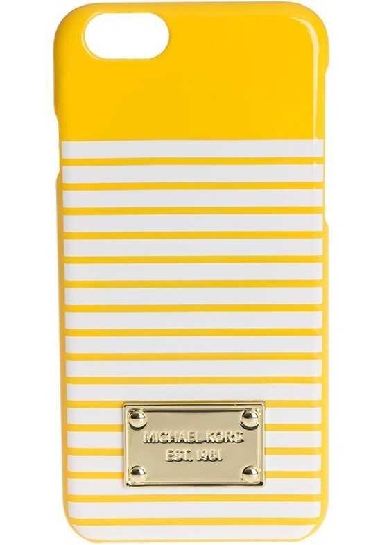 Michael Kors Cover Iphone 6 Yellow