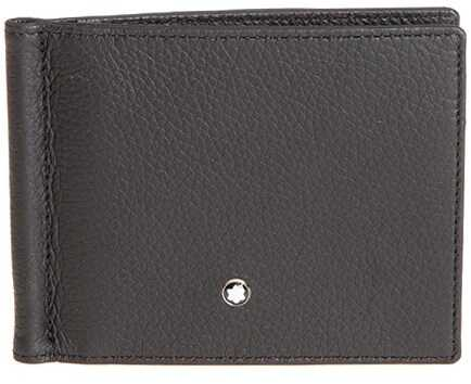Montblanc Leather Wallet Black