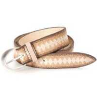 Curele Lasered Leather Belt Femei