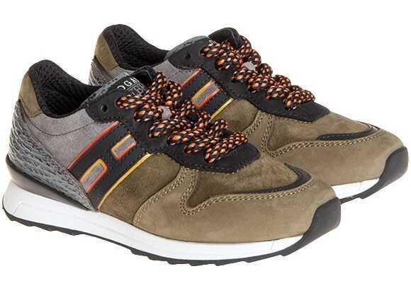 Hogan Rebel Sneakers Brown