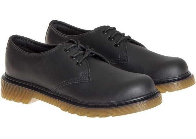 Pantofi Oxford Baieti Dr. Martens Everley Shoes