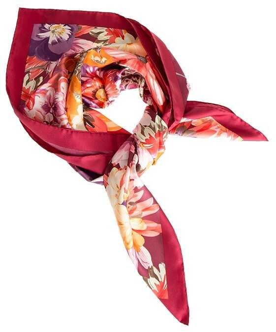 Salvatore Ferragamo Foulard Red