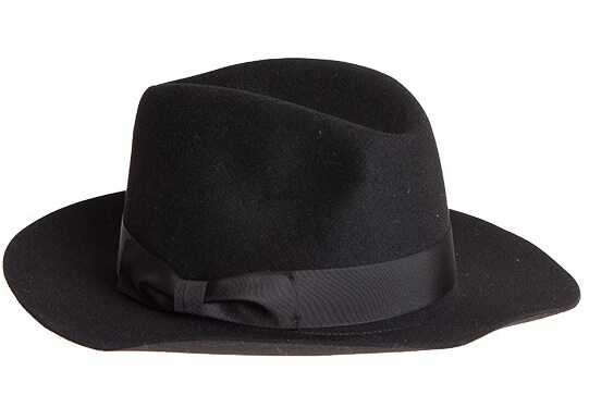 Salvatore Ferragamo Hat Black