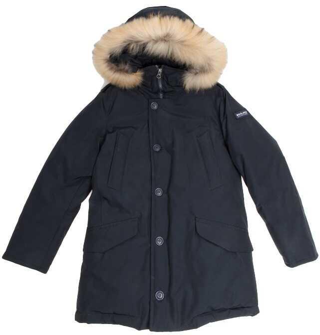 Woolrich Polar Parka Blue
