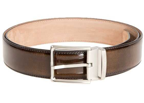 Salvatore Ferragamo Belt Brown
