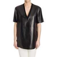 Bluze Leather Top Femei