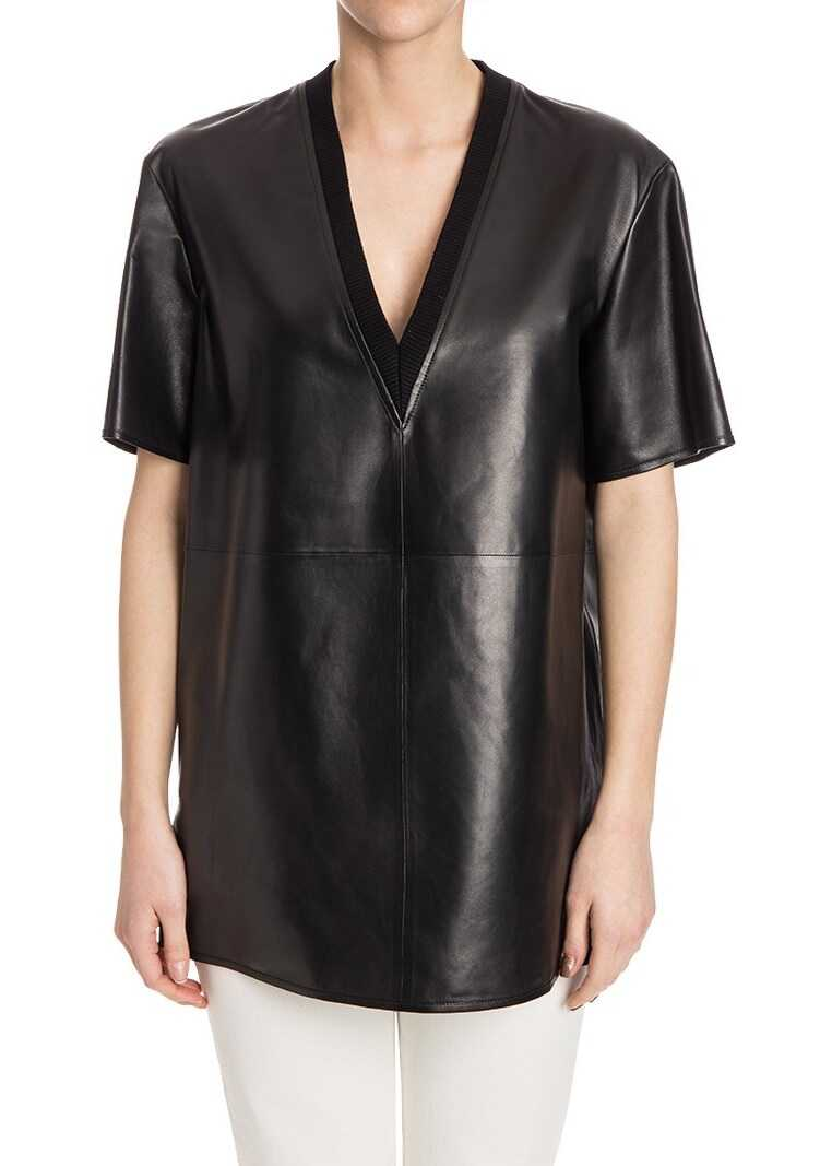 Givenchy Leather Top Black