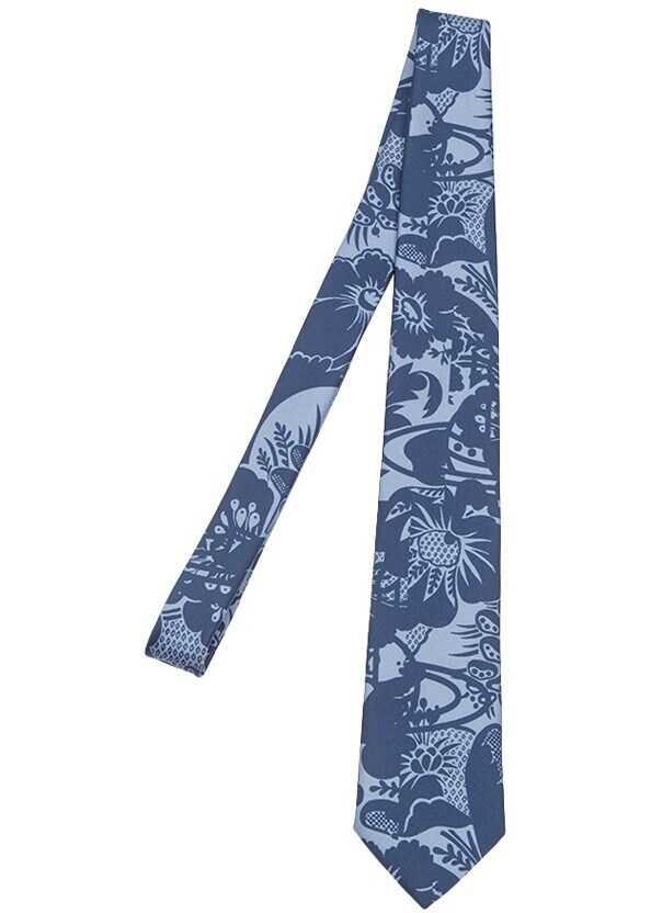 Vivienne Westwood Necktie Blue