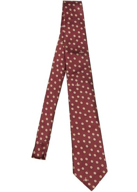 Vivienne Westwood Necktie Red