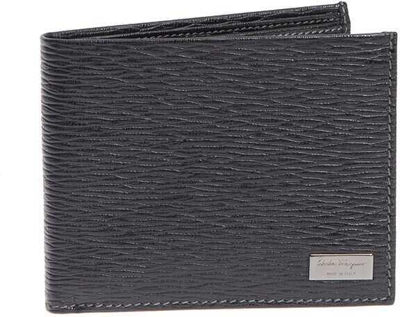 Salvatore Ferragamo Wallet Black